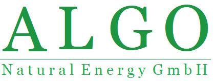 Algo Natural Energy Logo